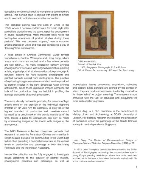 The Portrait Studio (p.2) by Daphne