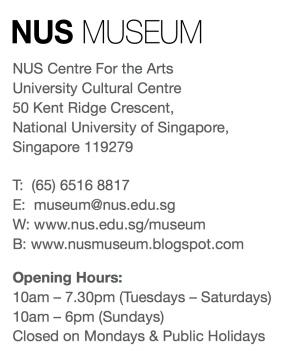 NUS Museum details