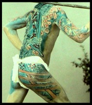 10 THE JAPANESE TATTOO -- Art & Artifice in 19th Century Hand Colored Photographs (4)