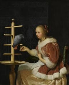 Frans van Mieris the Elder ca.1663